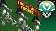 Vinesauce Joel - Destroying Rollercoaster Tycoon Multiplayer Mod Disaster
