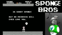 Vinesauce Vinny - Super Sponge Bros. SB Edit