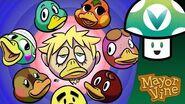 Vinesauce Vinny - Mayor Vine (Animal Crossing New Leaf)
