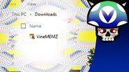 Vinesauce Joel - Windows 10 Destruction ( Vinememez