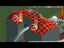 Vinesauce Joel Destroying Rollercoaster Tycoon