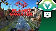 Vinesauce Vinny - Planet Coaster (Youtube Advertiser Friendly Version..