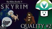 Vinesauce Vinny - That Skyrim Quality Part 2!