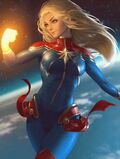 Capitã Marvel (Carol Danvers) (Terra-616)