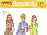 Simplicity 9769