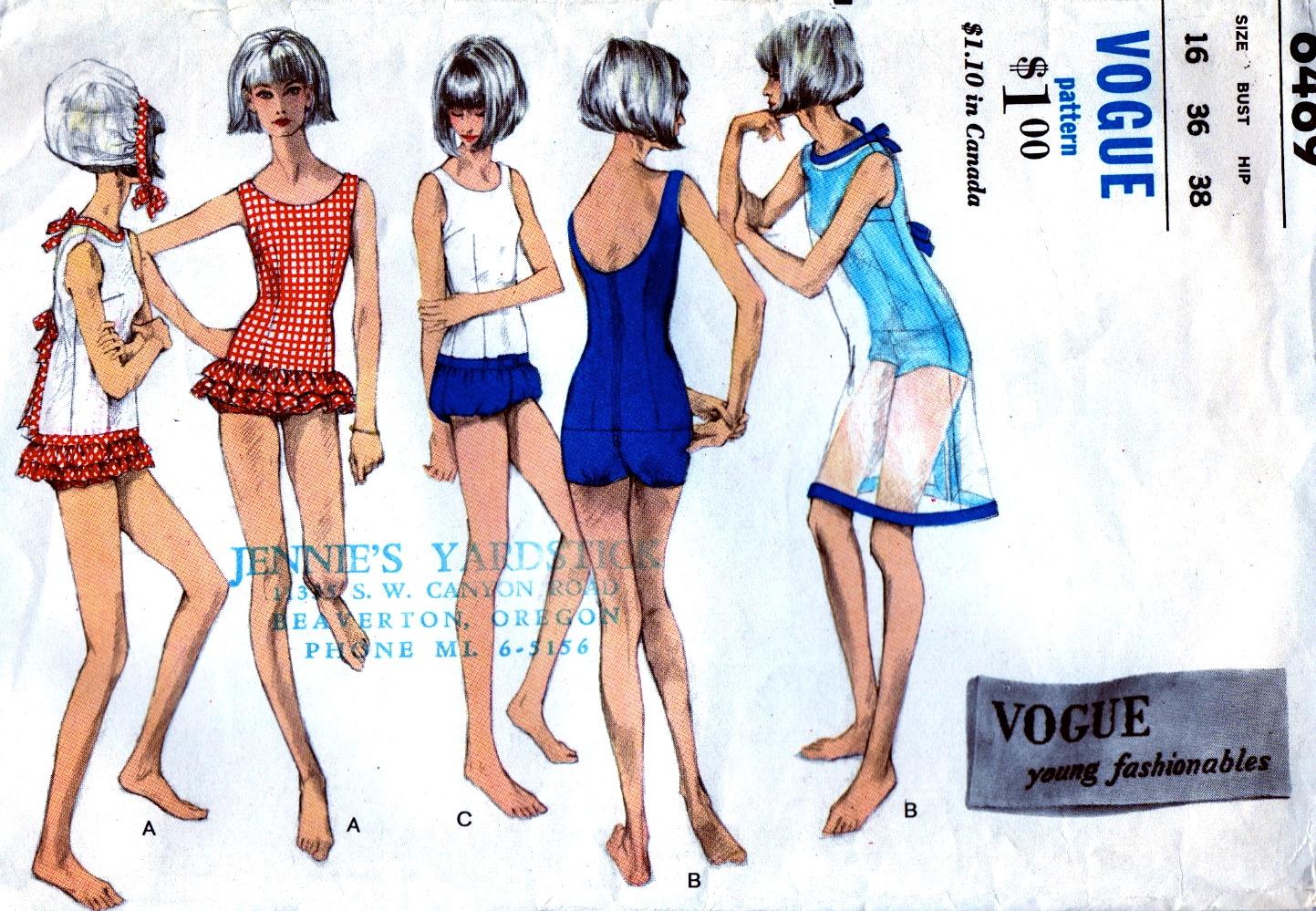 Vogue 6469 A