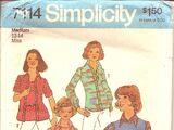 Simplicity 7114