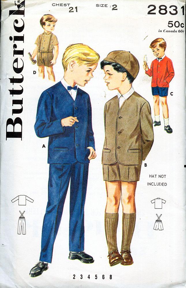Butterick 2831