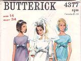 Butterick 4377