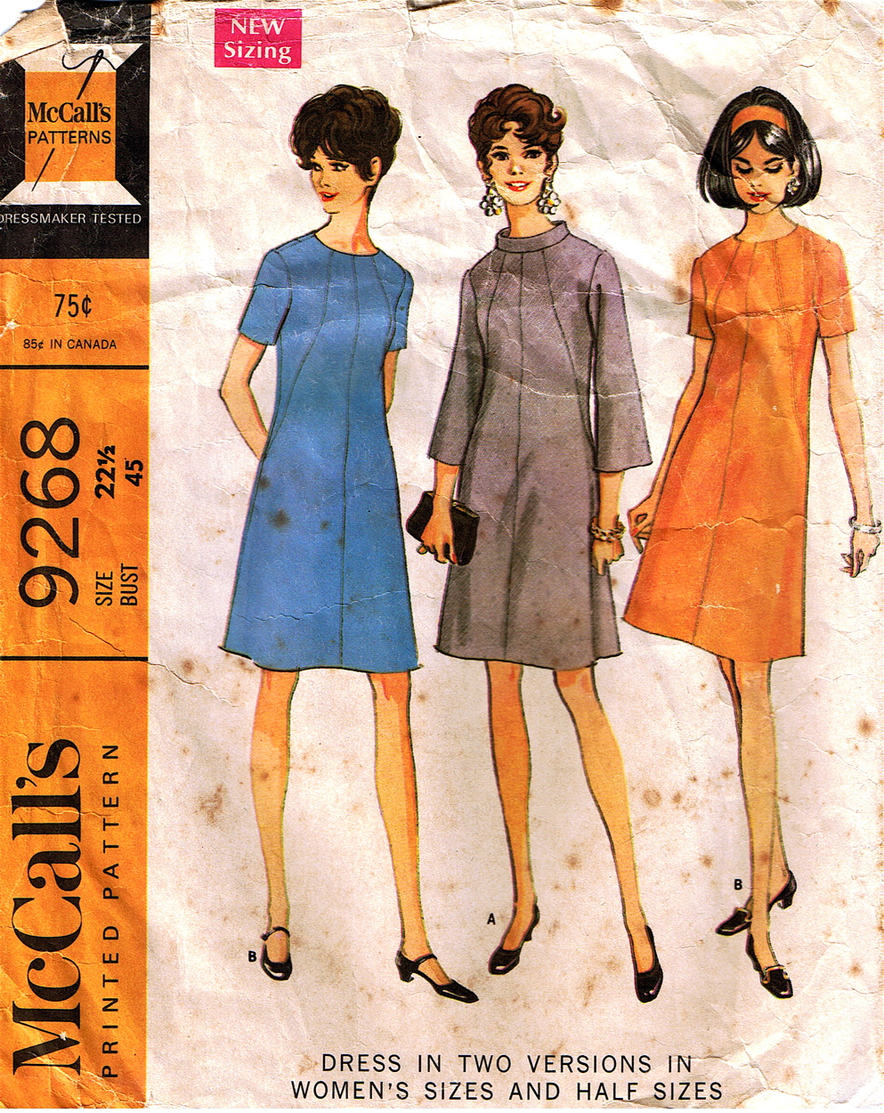 McCall's 9268