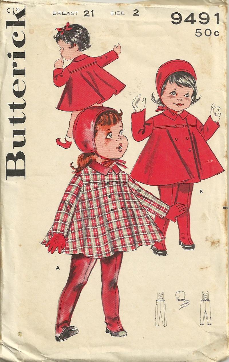 Butterick 9491