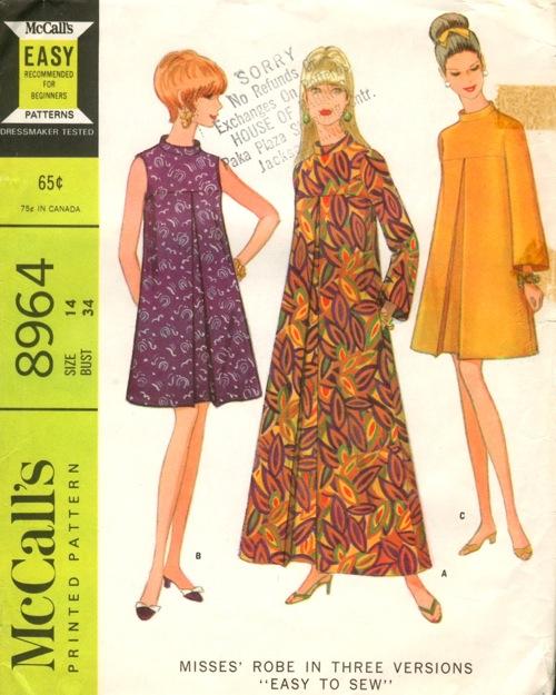 McCall's 8964