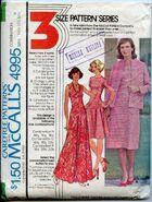 McCalls 4995 Dress