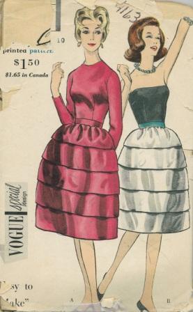 Vogue 4163