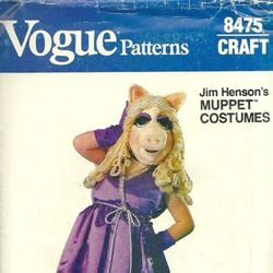 Vogue 8475