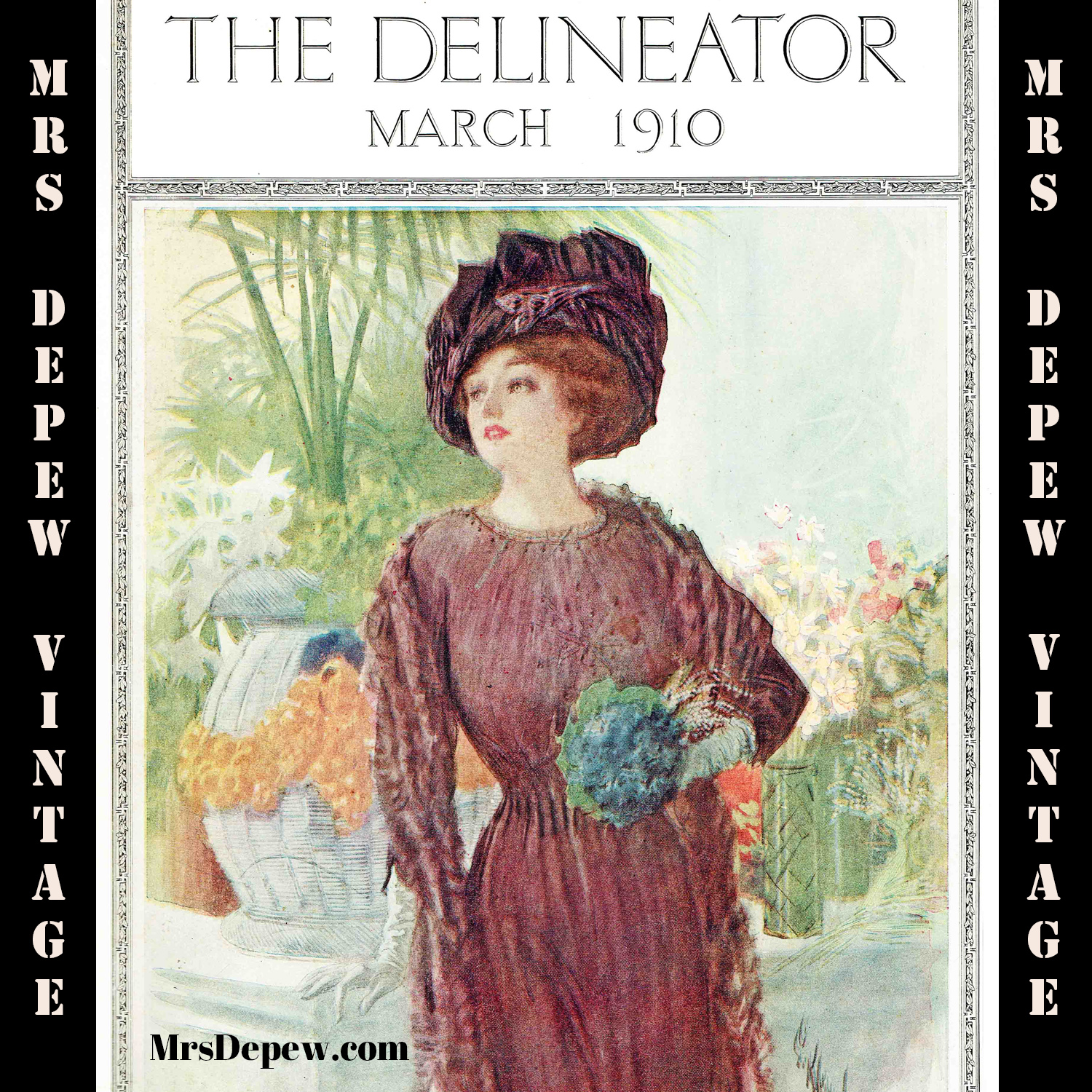 The Delineator March 1910