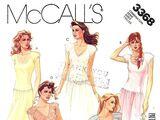 McCall's 3368 B