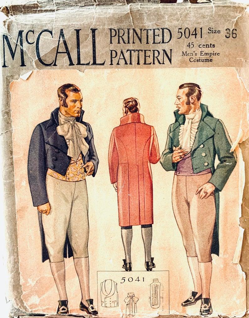 McCall 5041 A