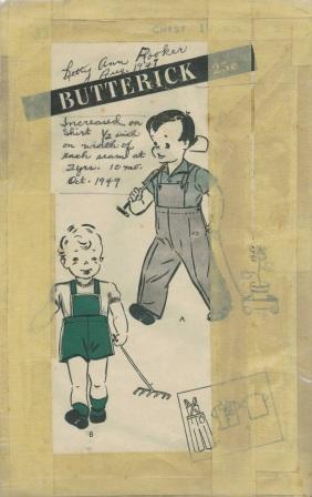 Butterick 3833 A