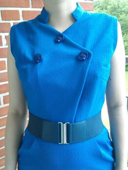 Butterick 6063 close-up