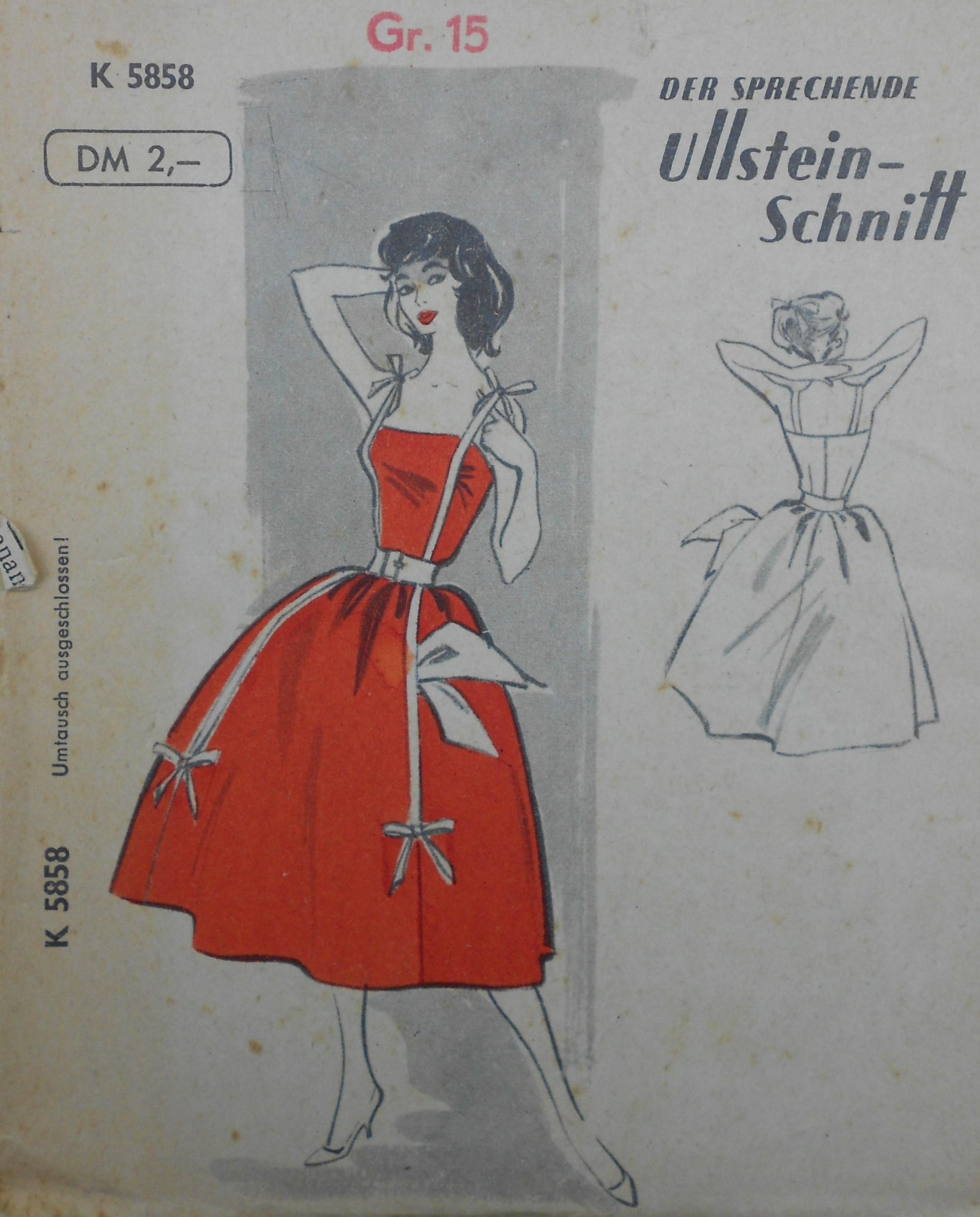 Ullstein Schnitt K5858