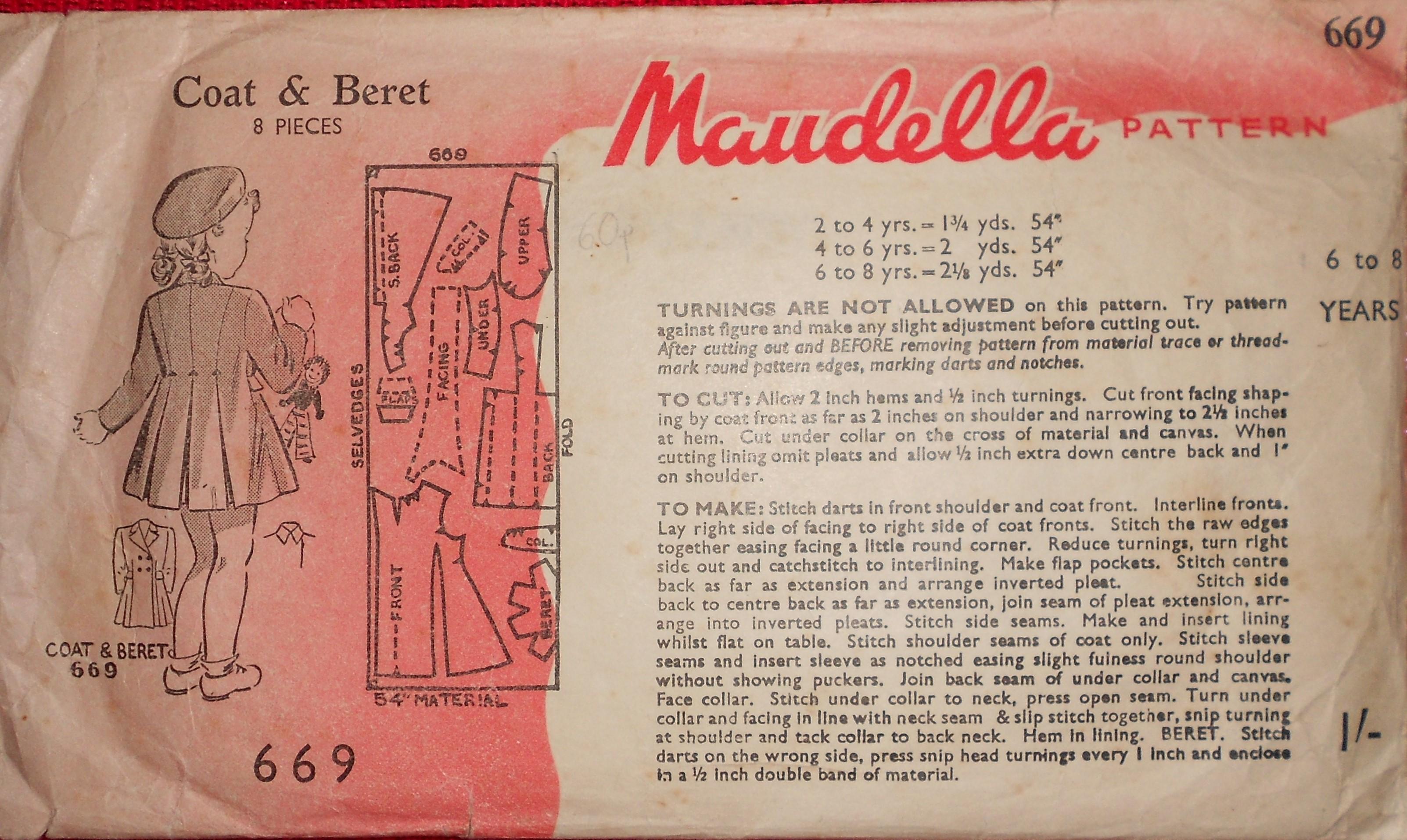 Maudella 669