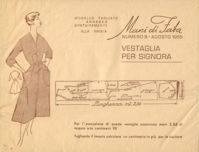 Mani di Fata 8 1955