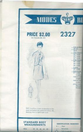 Modes Royale 2327