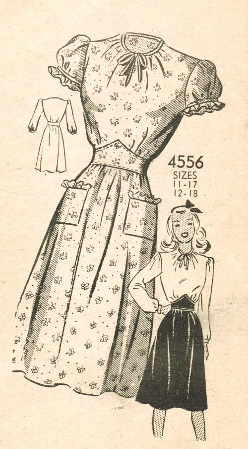 Anne Adams 4556 A