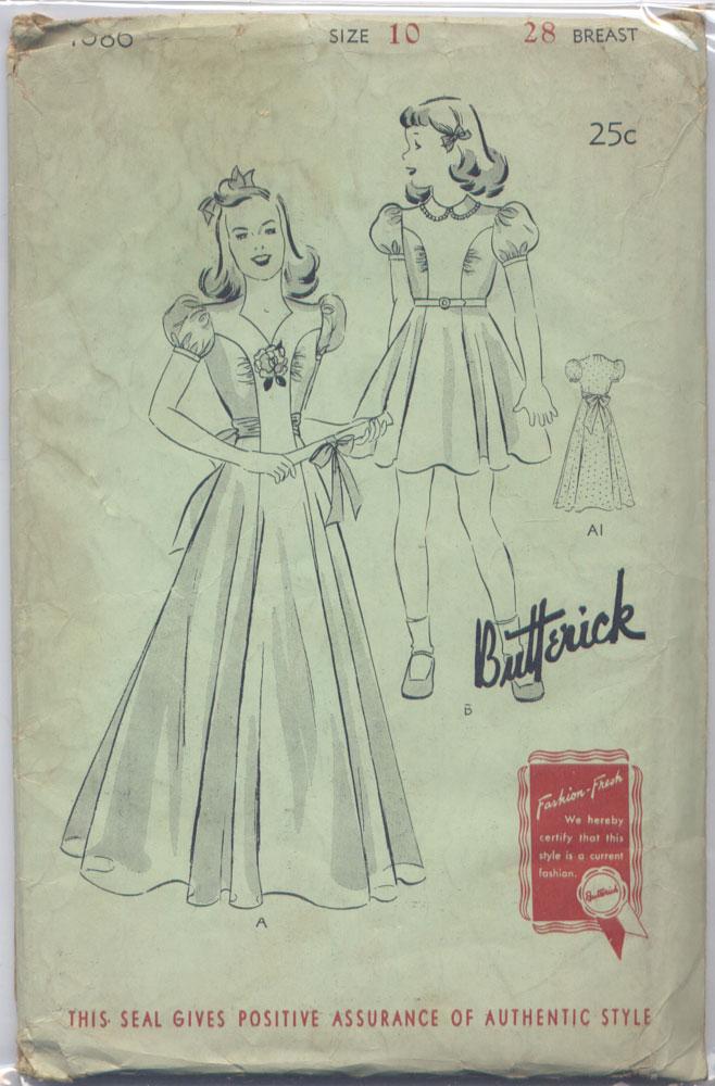 Butterick 1686