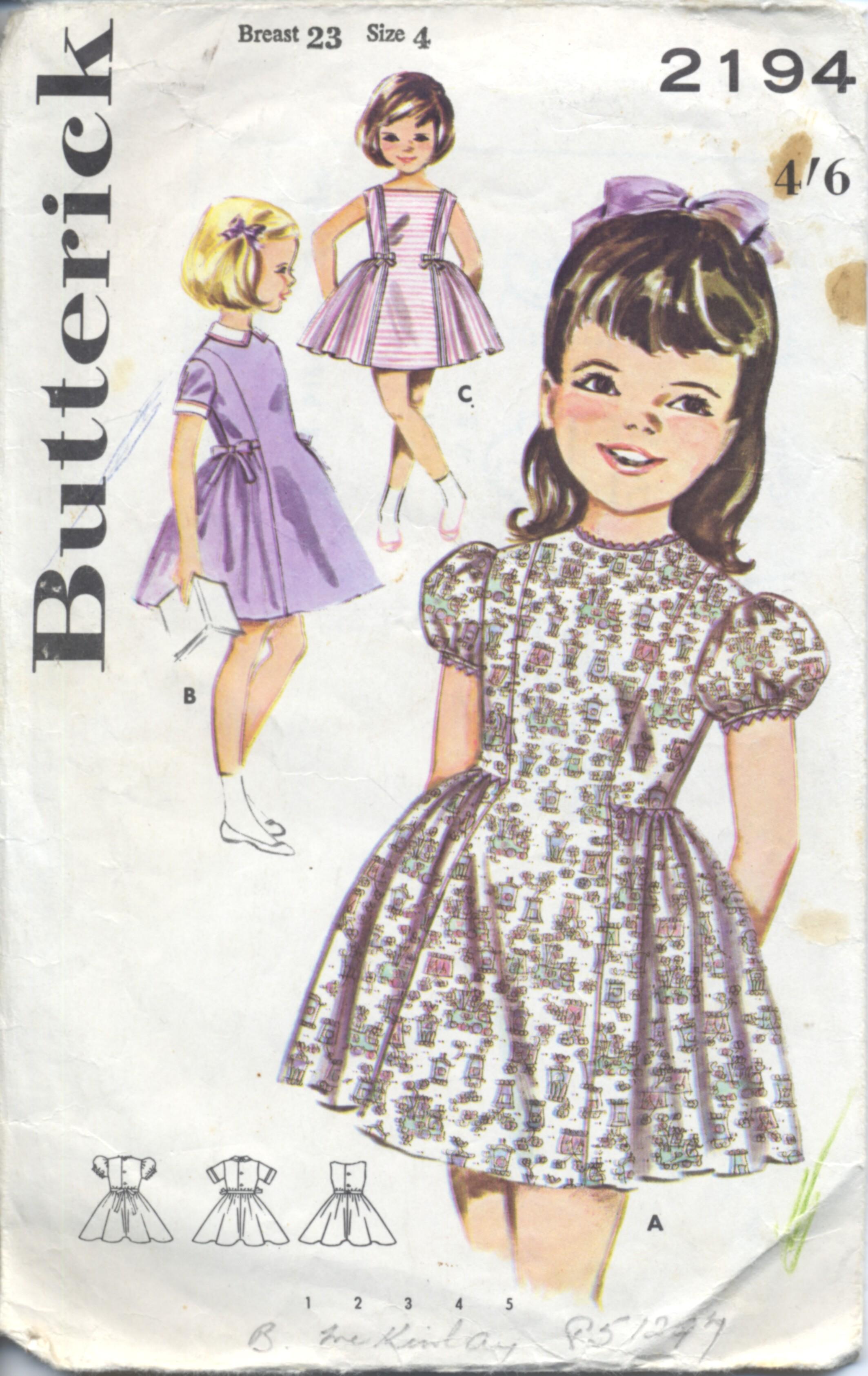 Butterick 2194