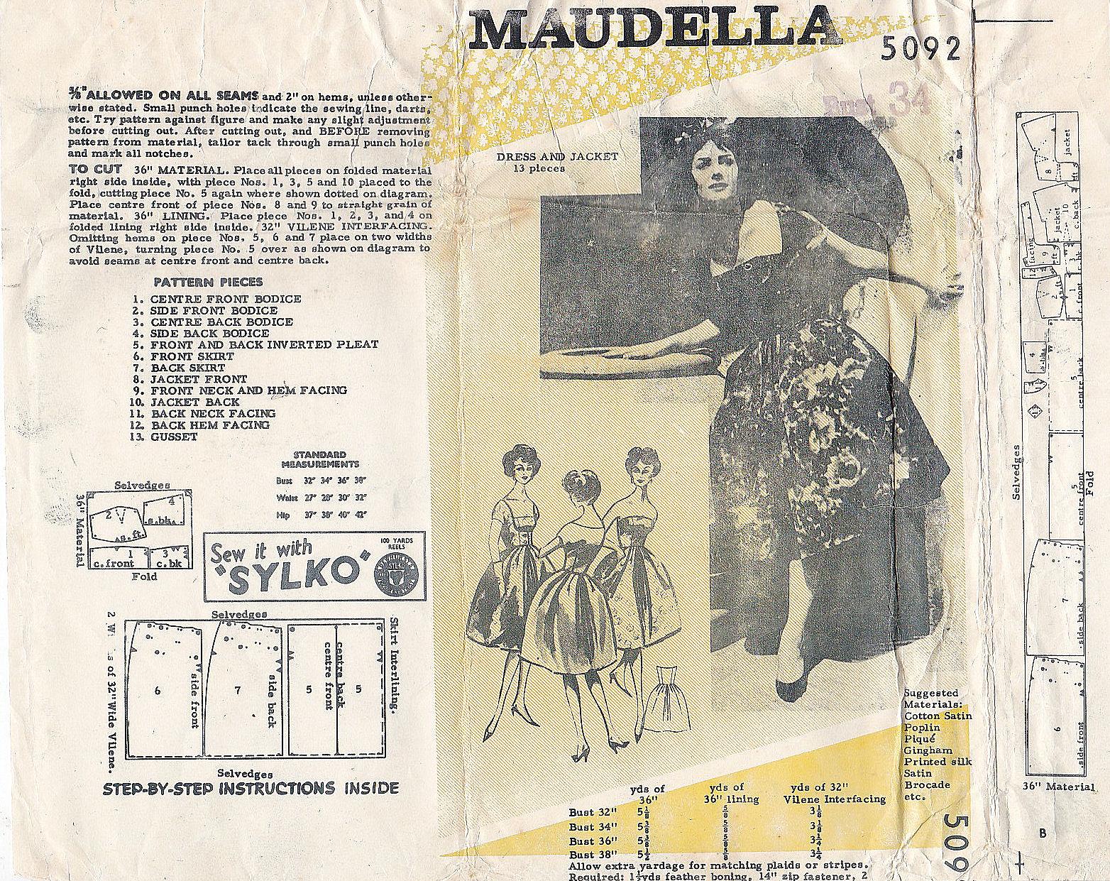 Maudella 5092