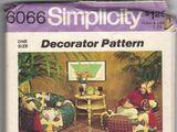 Simplicity 6066 A