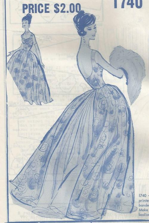 Modes Royale 1740
