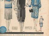 Modenzeitung fürs Deutsche Haus No. 17 1928