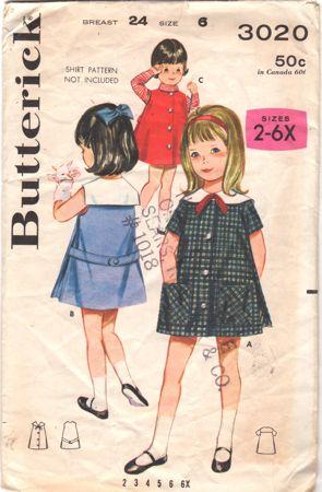 Butterick 3020 B
