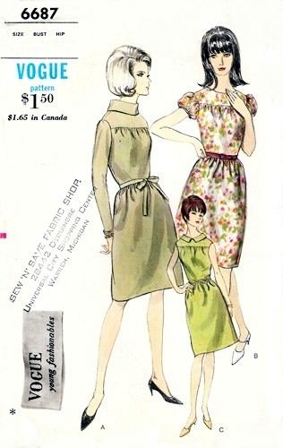 Vogue 6687 A