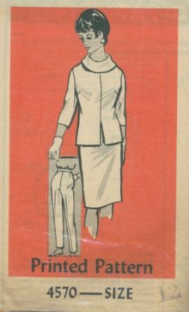 Anne Adams 4570 B
