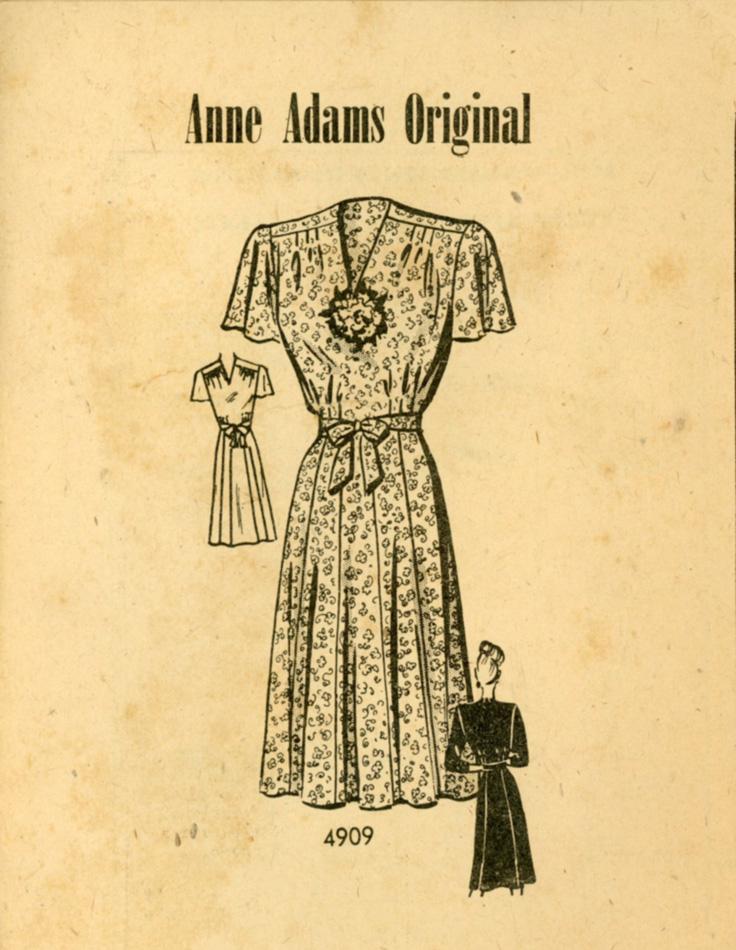 Anne Adams 4909