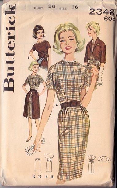 Butterick 2348