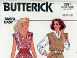 Butterick 3281