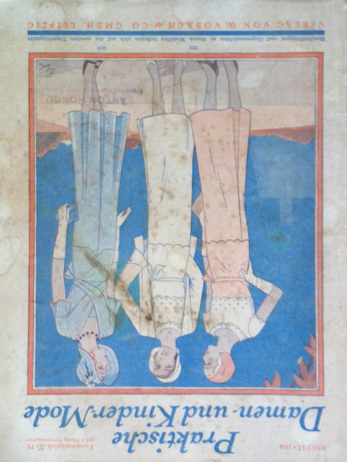 Praktische Damen- und Kinder-Mode No. 11 1931