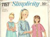 Simplicity 7157 A