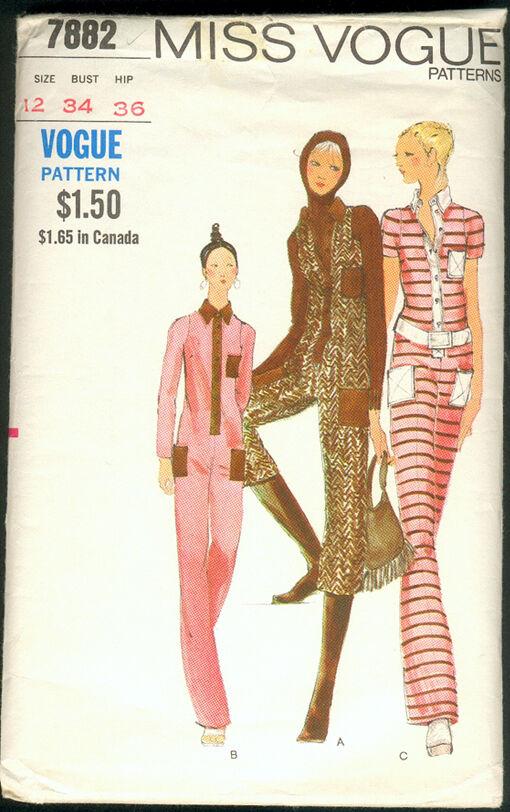 Vogue 7882