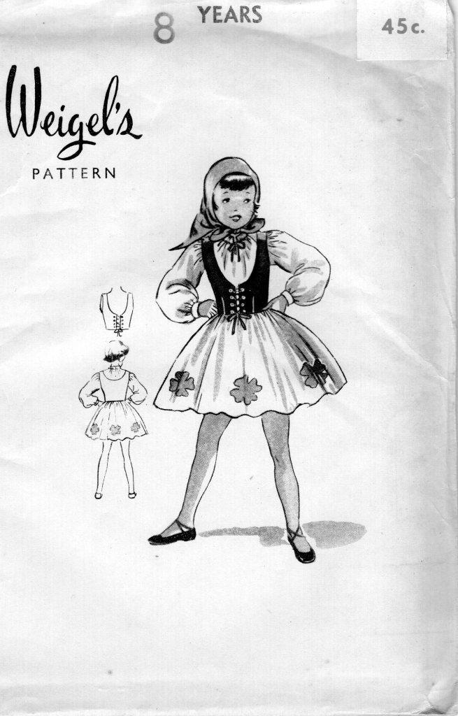 Weigel's Irish Colleen