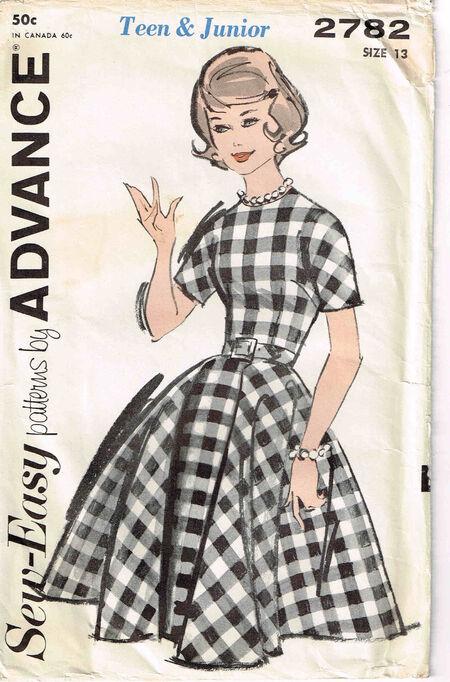 2782 Advance Dress c1950s.jpg
