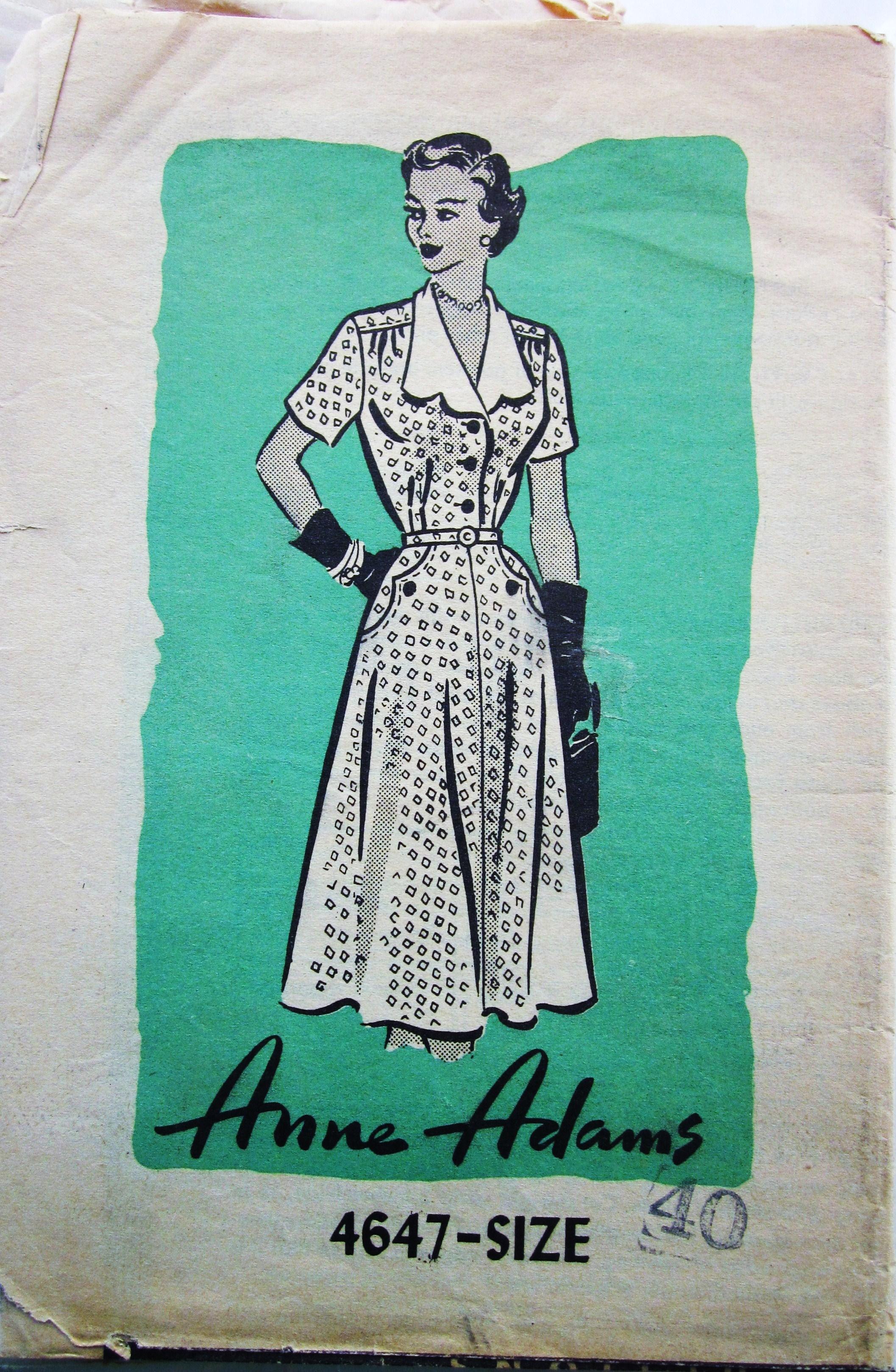 Anne Adams 4647