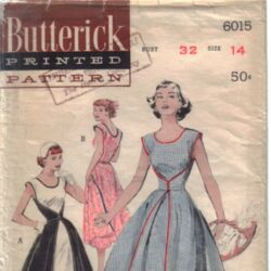 Butterick 6015