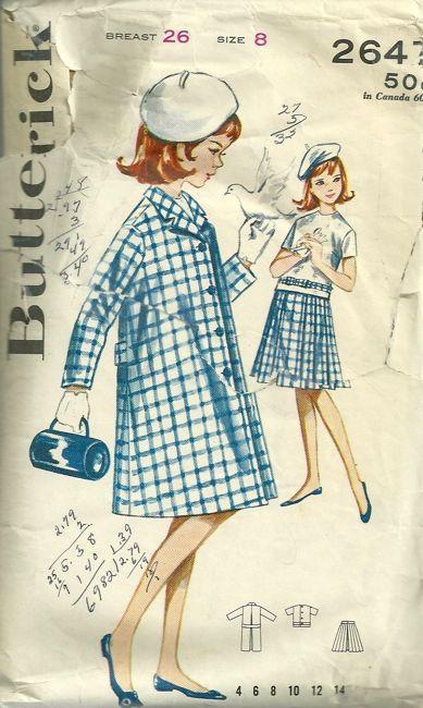 Butterick 2647