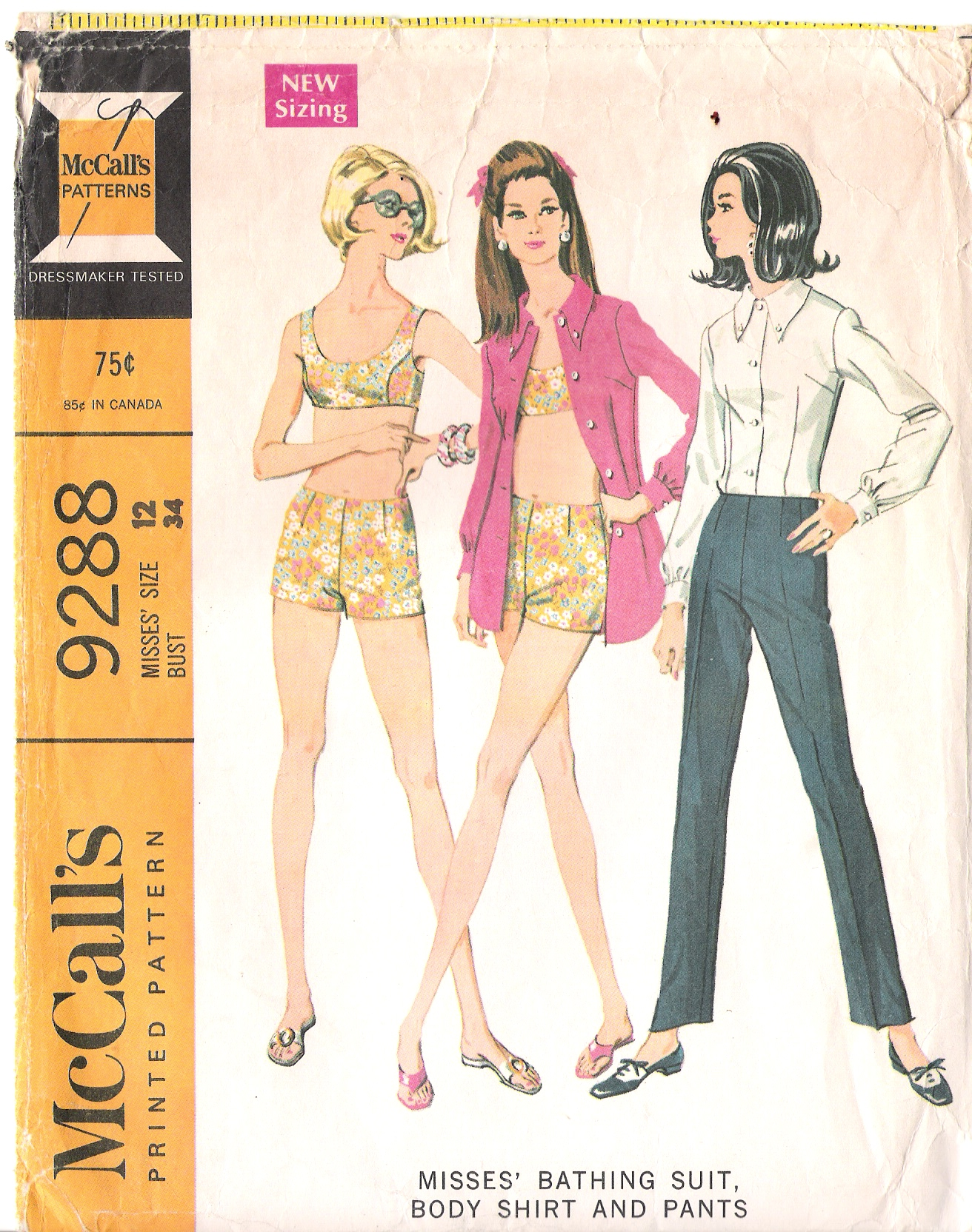 McCall's 9288